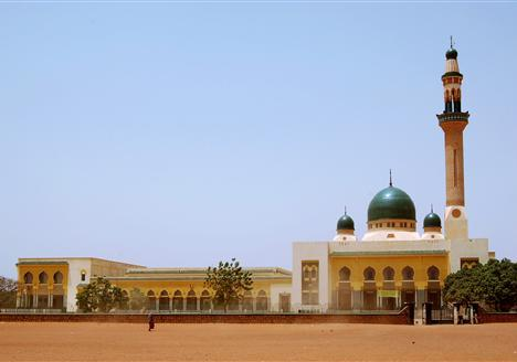Grand Mosque of Niamey.