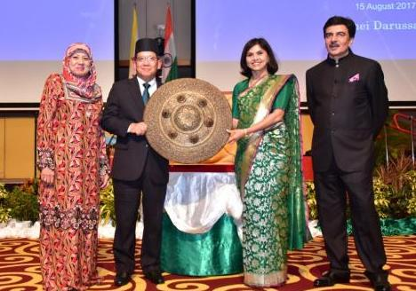 70 years of India's independence celebrated in Brunei Darussalam
