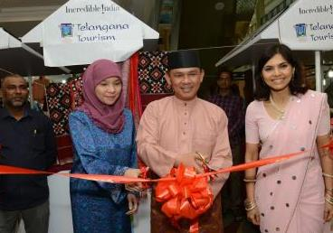 Hyderabad in Brunei Food Festival and Handicrafts Bazaar