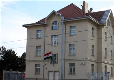 Embassy of India, Prague