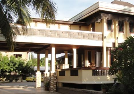 Chancery, Embassy of India, Vientiane
