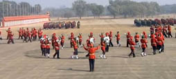 Beating the Retreat: A Musical Dream