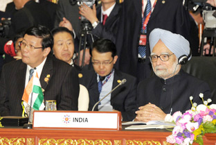 11th ASEAN-India Summit, Brunei Darussalam (October 9-10, 2013)