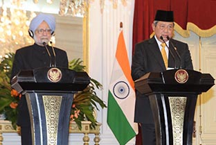 Visit of Prime Minister to Indonesia (October 10-12, 2013)
