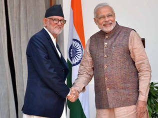 India-Nepal ties: Mapping New Horizons