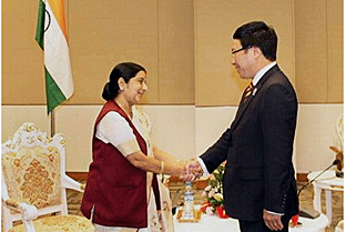 India & Vietnam: Old Friends, New Vistas