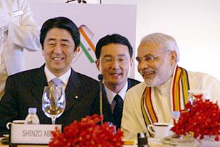 India and Japan: The Power of Two