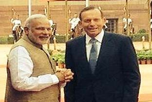 India & Australia: On a strong wicket