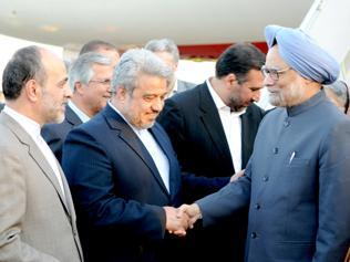 Prime Minister's visit to Iran