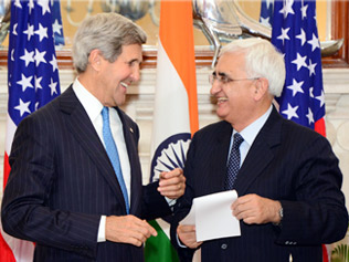 Fourth India-US Strategic Dialogue (June 24, 2013)