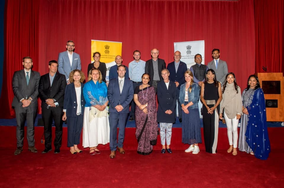 India Day in St. Moritz on 25 Aug, 2021