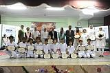 2 IDY 06: A photograph with participants on the occasion of '2nd International Day of Yoga' organized by Embassy of India Tehran on June 21, 2016