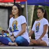 Celebration of International Day of Yoga-2016