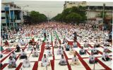 Yoga Day celebration- 21 June