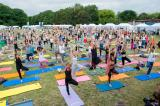 International Yoga Day 2017 in Warsaw