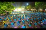 3rd International Day of Yoga Celebrations in Hanoi, Vietnam