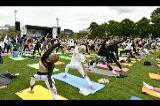 Two-minute video on International Yoga Day prepared by Embassy of India The Hague