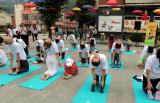 International Day of Yoga in Bosnia & Herzegovina