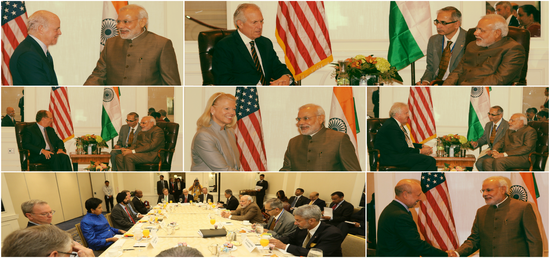 Prime Minister holds meetings with CEOs of top US companies in New York
