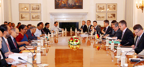 India-Germany Foreign Office Consultations take place in New Delhi