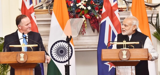 We are thankful for New Zealand's support to India joining a reformed UN Security Council as a permanent member – Prime Minister