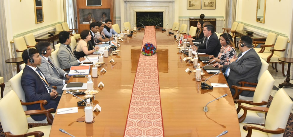 India-Panama Foreign Office Consultations take place in New Delhi