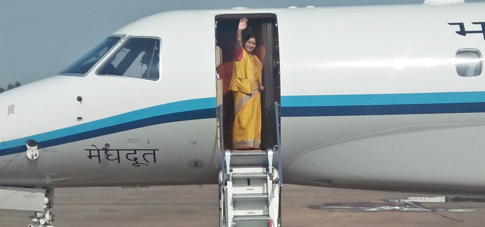 External Affairs Minister departs for Moscow on two-day visit to Russia