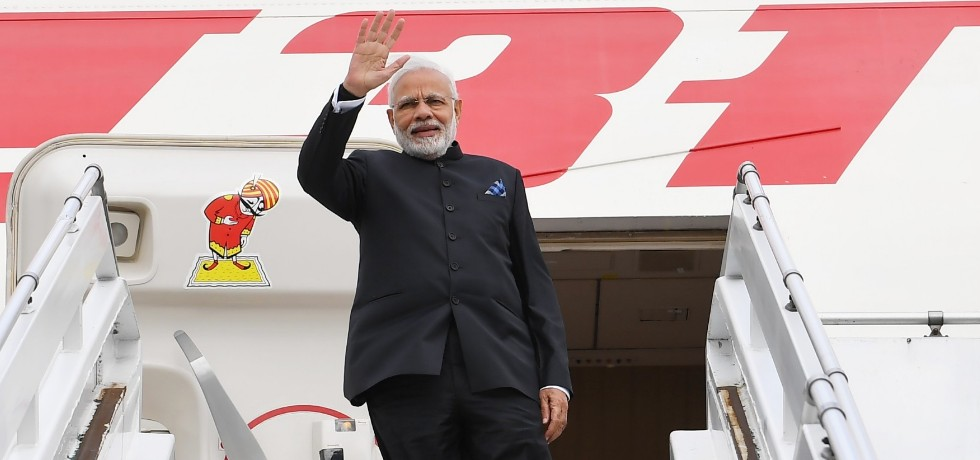 Prime Minister departs for New Delhi after attending the G-20 Summit in Buenos Aires, Argentina