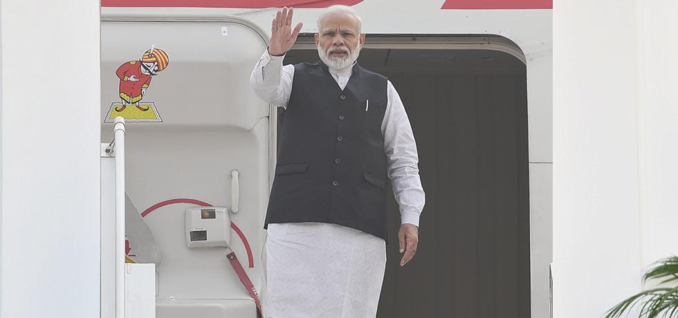 Prime Minister departs for Brazil to attend the XI BRICS Summit