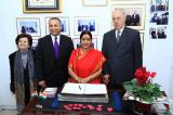 Visit of External Affairs Minister to Israel