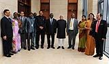 Visit of Vice President to Uganda ( February 21 - 23, 2017)