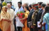 State Visit of Prime Minister of Bangladesh to India (April 07-10, 2017)