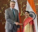 Visit of Minister of Foreign Affairs of Malta to India (March 5-8, 2018)