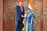 Visit of Foreign Minister of the Arab Republic of Egypt to India (March 22-23, 2018) (22/03/2018)