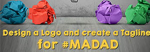 "Design a Logo & Create a Tagline for 'MADAD' - ""A 'Good Governance' initiative of the Government of India"""