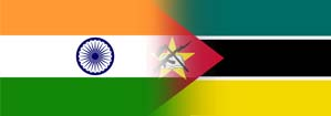 State visit of President of Mozambique to India