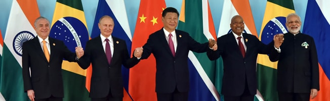 Visit of Prime Minister to China to attend 9th BRICS Summit