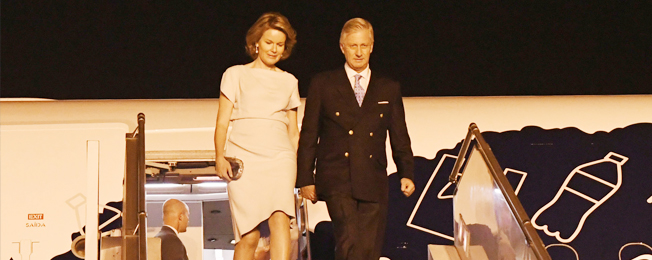 State Visit of King and Queen of Belgium to India (November 05-11, 2017)