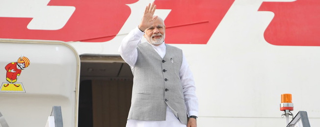 Visit of Prime Minister to China (June 9-10, 2018)
