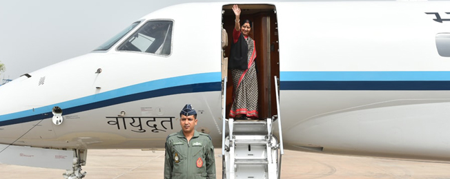 Visit of External Affairs Minister to Italy, France, Luxembourg, and Belgium (June 17-23, 2018)
