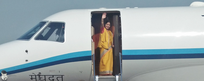 Visit of External Affairs Minister to Moscow (September 13-14, 2018)