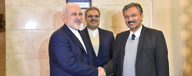 Visit of Minister of Foreign Affairs of the Islamic Republic of Iran (January 07- 09, 2019)
