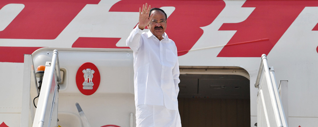 Visit of Vice President to Comoros and Sierra Leone (October 10-14, 2019)