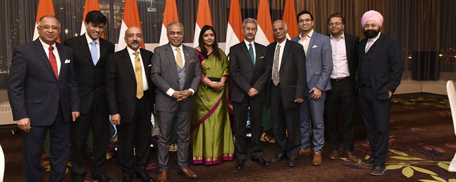 Visit of External Affairs Minister to Canada (December 19-20, 2019)