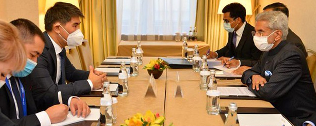 Visit of External Affairs Minister to Russia (September 09-10, 2020)
