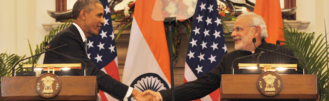 Visit of President of United States of America to India (January 25-27, 2015)