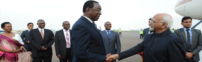 Visit of Vice President to Rwanda ( February 19 - 21, 2017)
