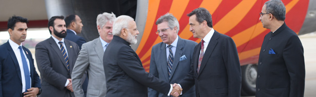 Visit of Prime Minister to Spain (May 30-31, 2017)