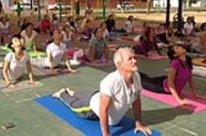 3rd International Day of Yoga celebrated in Venezuela
