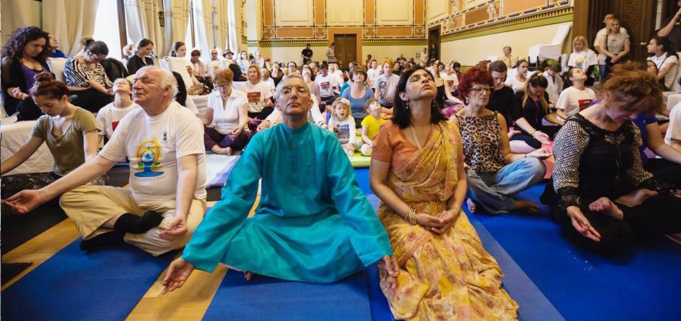 Celebration of the 3rd International Day of Yoga in Bosnia and Herzegovina